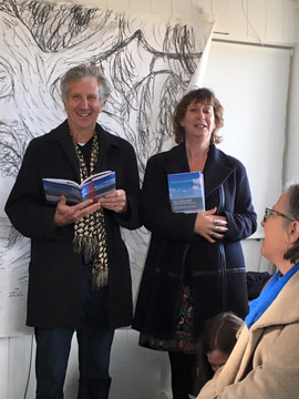 Book Launch at the the Lookout with Tamar Yoseloff