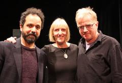 Zaffar Kunial, Jean Sprackland & Glyn Maxwell