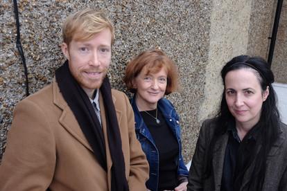 Dominic Bury, Elizabeth Speller, Kathryn Maris