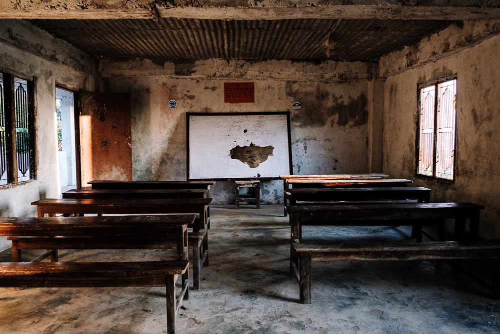 another class room