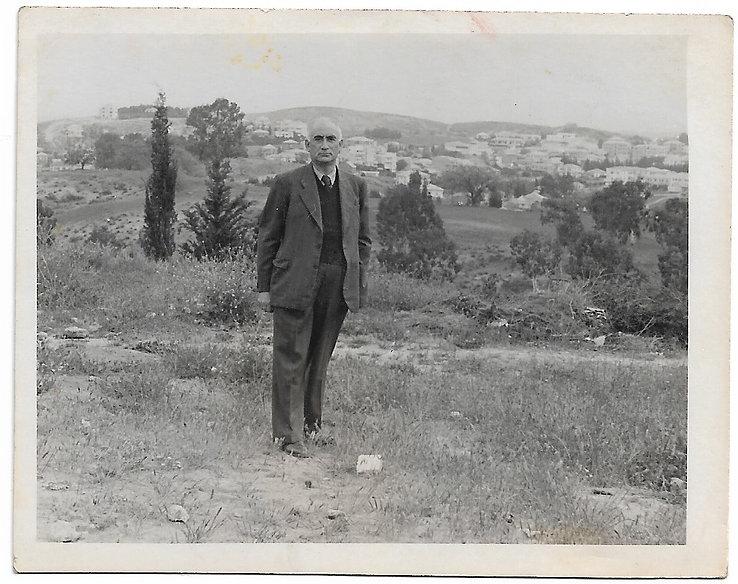 40. Ramat Gan, (Hachlama), 17 April 1946