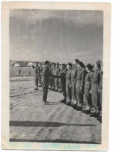 19. Bagdad, February, 1943. My grandfath