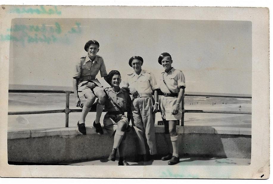 23. Tel Aviv, 15 September 1943.  My gra