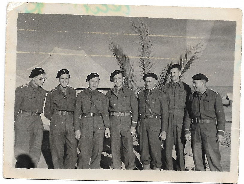 18. Bagdad, February 1943. My grandfathe