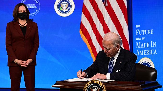 Biden, Buy America y el déficit comercial de Estados Unidos en el marco de la pandemia SARSCoV2