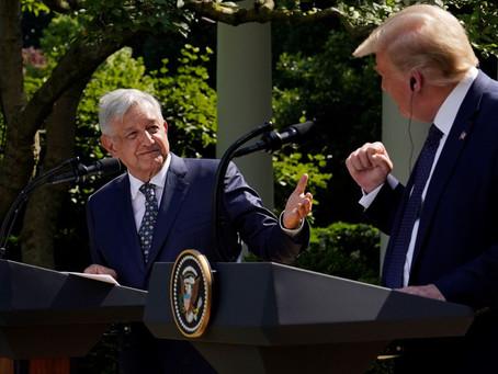 La política exterior de Trump: lecciones para México de cara a su posible reelección