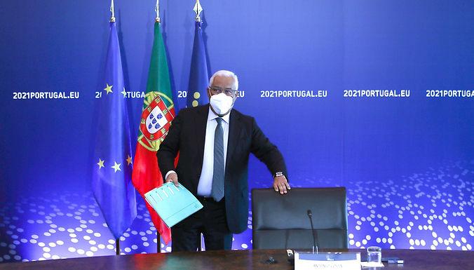 La cumbre de Oporto