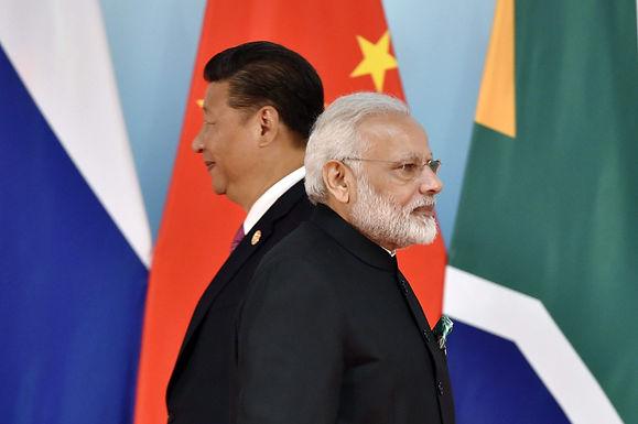La silenciosa rivalidad geoeconómica entre China e India