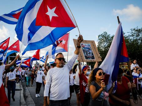 La encrucijada de Cuba