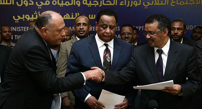 Tensiones a lo largo del Nilo