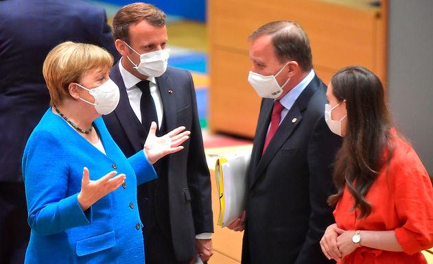 El Plan de Reconstrucción Europeo