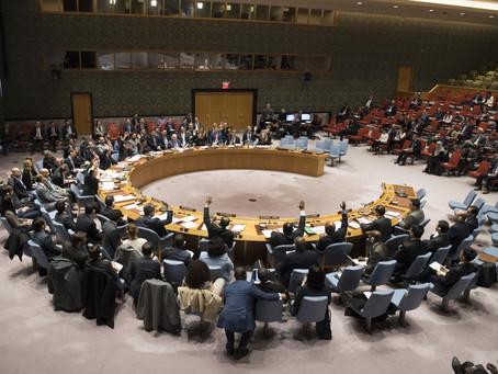 La Reforma del Consejo de Seguridad de la ONU: un anhelo sin consenso