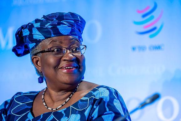Ngozi Okonjo-Iweala: nueva directora general de la Organización Mundial del Comercio