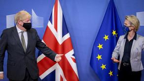 La sorpresa del Brexit