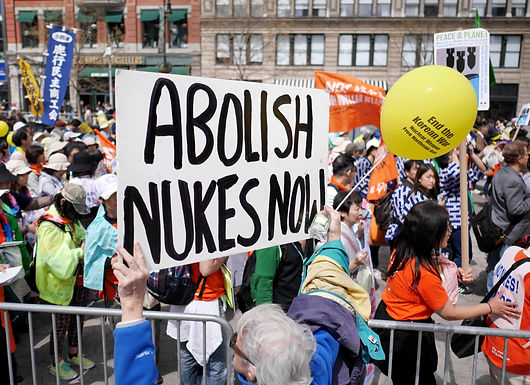 Armas nucleares: el principio del fin