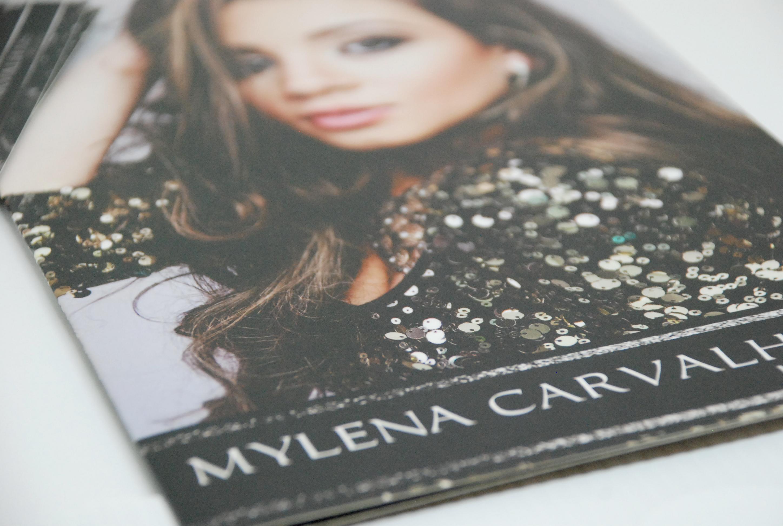 Convite Mylena