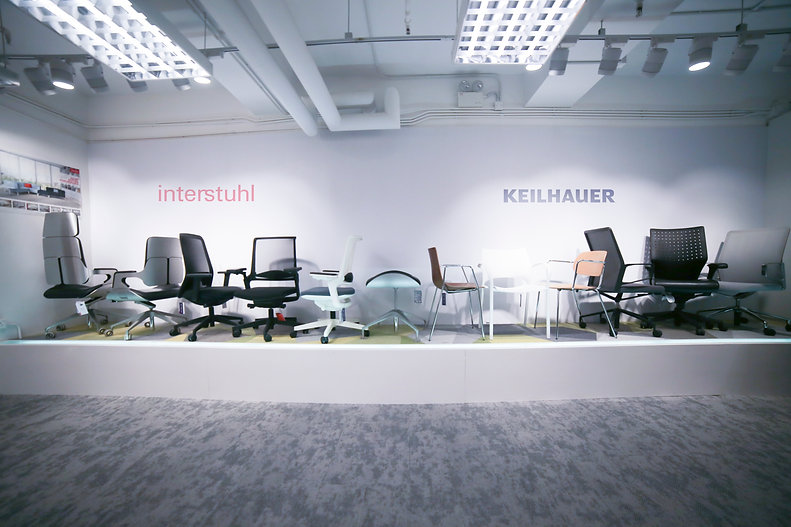 FF&E Furniture Interior Frontier Workspace Solutions Hong Kong