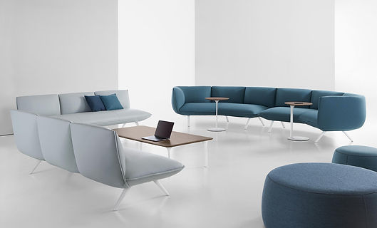 Bernhardt Design Luca Nichetto Furniture Sofa Soft Seating Frontier Workspace Solutions Hong Kong