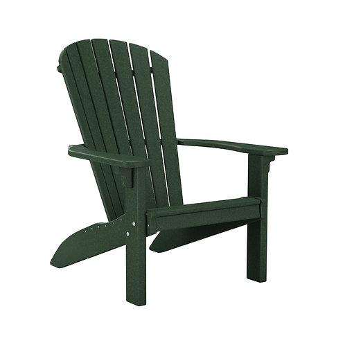 Adirondack Chair - Evergreen