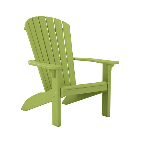 Adirondack Chair - Lime Green