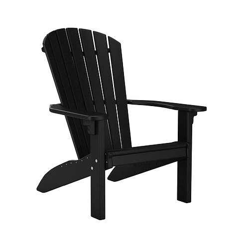 Adirondack Chair - Black
