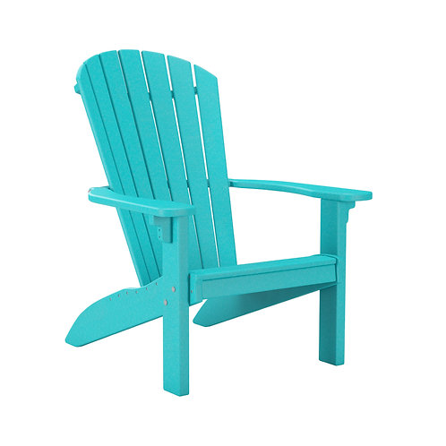 Adirondack Chair - Turquoise
