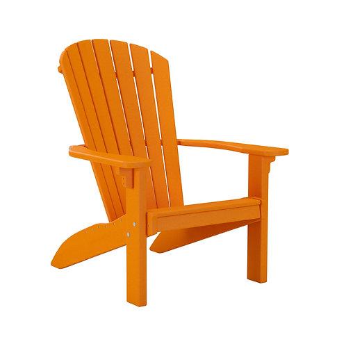 Adirondack Chair - Orange