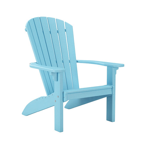 Adirondack Chair - Ocean Blue