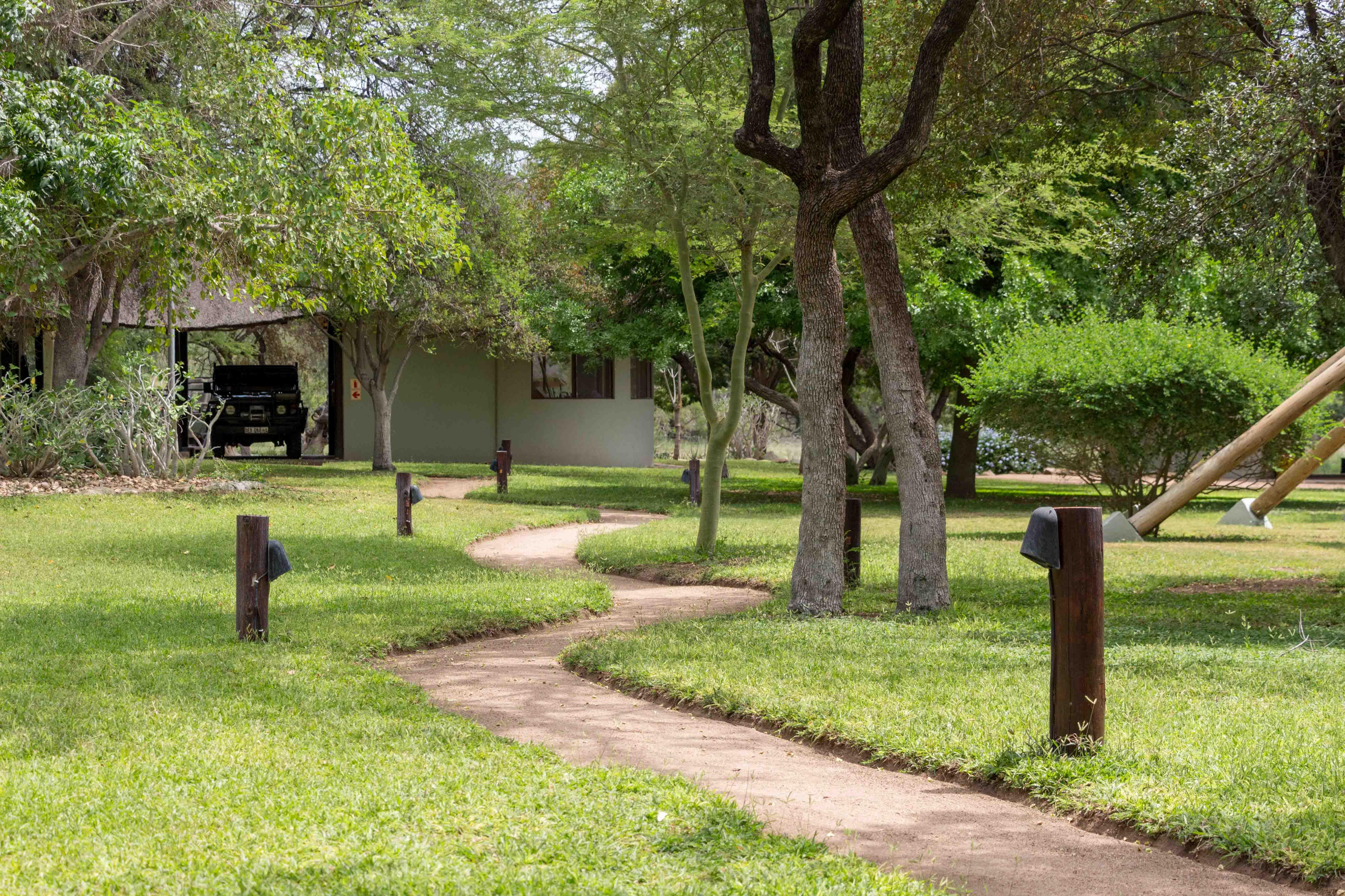 Klaserie West Safari Camp