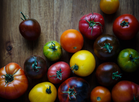 Pass Down Those (Heirloom) Tomatoes!