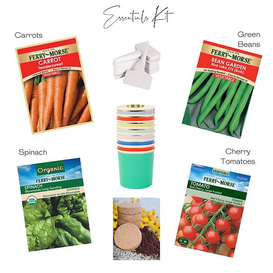 Essentials Gardening Kit