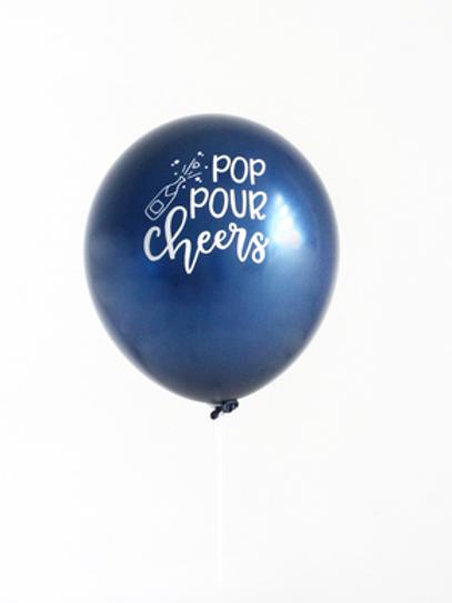Pop, Pour, Cheers Trio