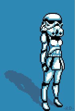 Storm Trooper   Personal Art