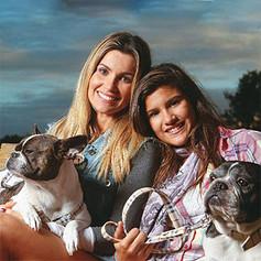 Flavia Alessandra e Giulia