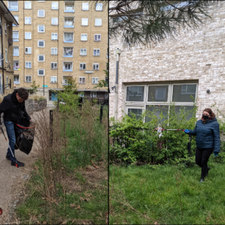 Community Champions: A resident-driven initiative tackling health & wellbeing inequalities in Camden
