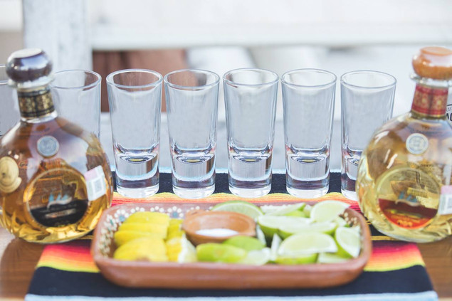 Don Nacho Tequila Tasting