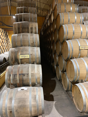 Aging Tequila