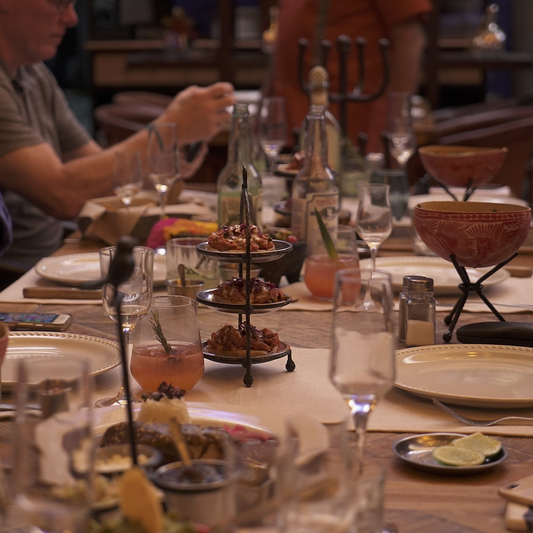 Tequila Dinner Series - Jaguar - Miami