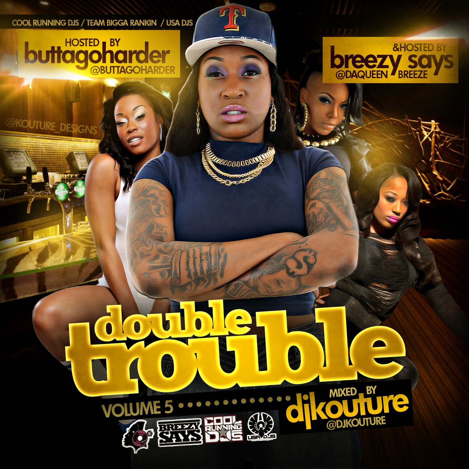 DJ Kouture - Breezy Says - Double Trouble 5.jpg