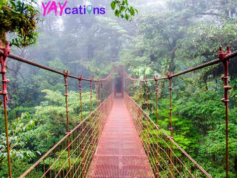Costa Rica Adventure Itinerary