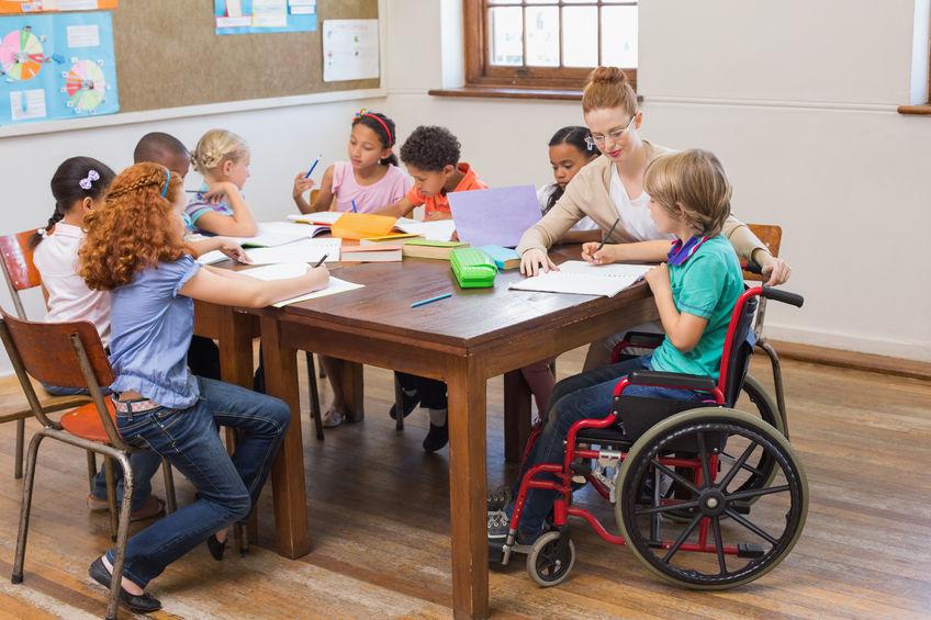 Votre enfants a un handicap ?