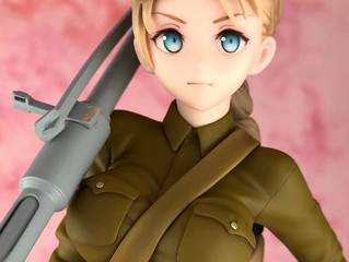 Yuliya 1/8 scale painted figure to debut at upcoming Wonder Festival!