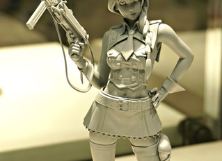 Our PV and figures unveiled at Wonder Festival!