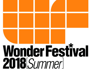 Studio Dragon at Wonder Festival   2018 (Summer)!