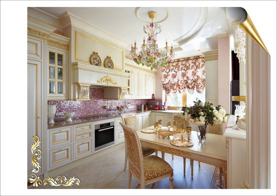 Кухня в Омске на заказ