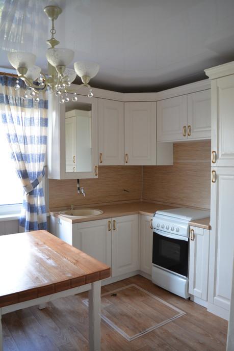 Кухня в частном доме!