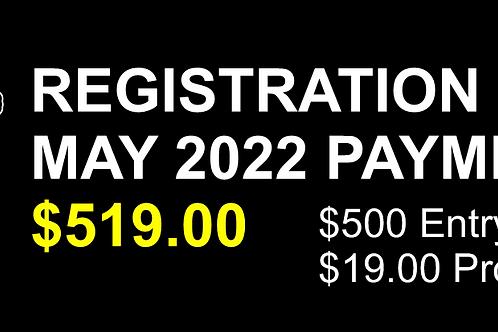 MEGA BUCs Registration Payment 3