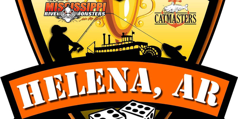 Mississippi River Monsters & The Catmasters Helena, 2020 $50K Event!