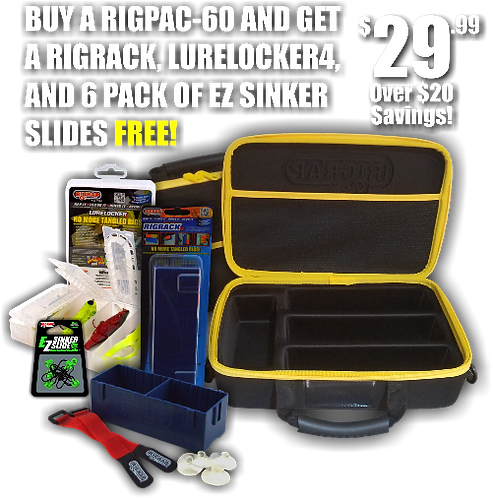 RIGPAC-60 Special Offer/Save over $20!