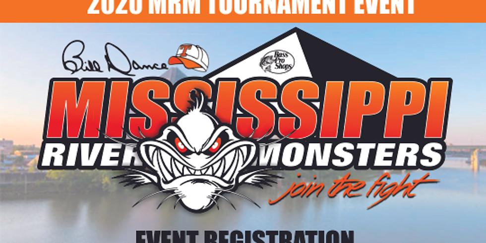 2020 Mississippi River Monsters Tournament